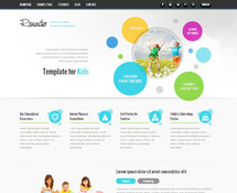 Adaptive WordPress Theme
