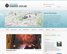 Wordpress City Guide Theme