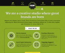WordPress Creative Theme