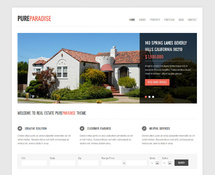 WordPress Theme for Real Estate