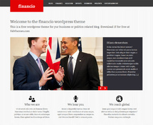 Government WordPress Theme