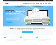 WordPress Theme for Company Website