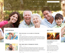 Church WordPress Template