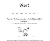 Minimalist Author WordPress Theme