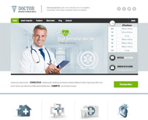 Wordpress Health Theme