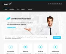 Corporate Theme for WordPress