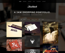 WordPress Masonry Theme