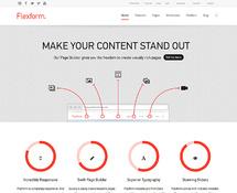 Feature-rich WordPress Theme