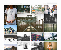 Photo Gallery WordPress Theme