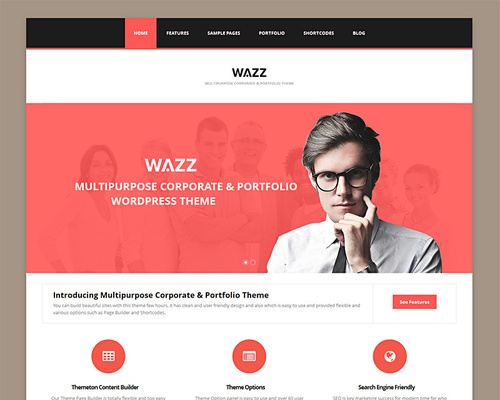 Most Customizable WordPress Theme