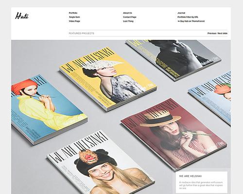 Clean & Fast WordPress Theme