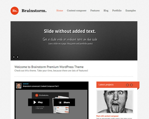 Smart WordPress Business Theme