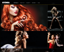 WordPress Gallery Template
