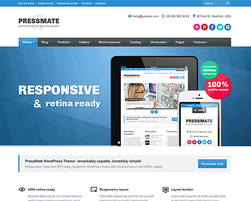 Business & WooCommerce WordPress Theme