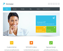 Software Company WordPress Theme