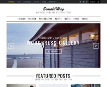 Stylish Magazine WordPress Theme