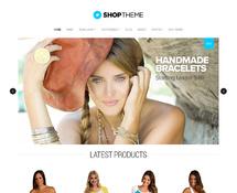 Simple Shopping WordPress Theme