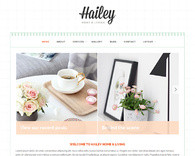 Hailey_chic-wordpress-theme