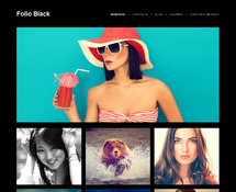 Simple WordPress Theme for Photographers