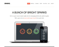Sparks-professional-wordpress-theme-for-agencies