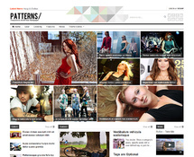 Bootstrap Magazine WordPress Theme