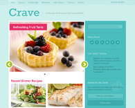 Crave-wordpress-food-blog-theme