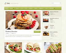 WordPress Recipe Theme