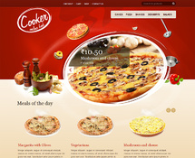 Takeaway Food WordPress Theme