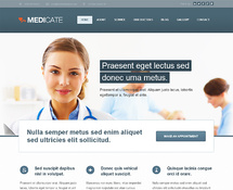 WordPress Healthcare Theme