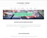 Classique-minimal-wordpress-template