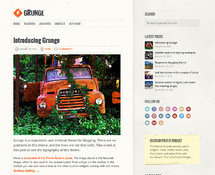 Creative Blog WordPress Theme
