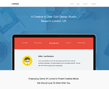 Wordpress Theme for Design Agencies & Freelancers