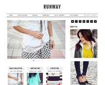 Simple Fashion Magazine WordPress Theme