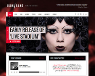 Ironband-music-events-wordpress-theme