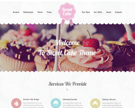 Sweet-cake-delicious-wordpress-portfolio-theme