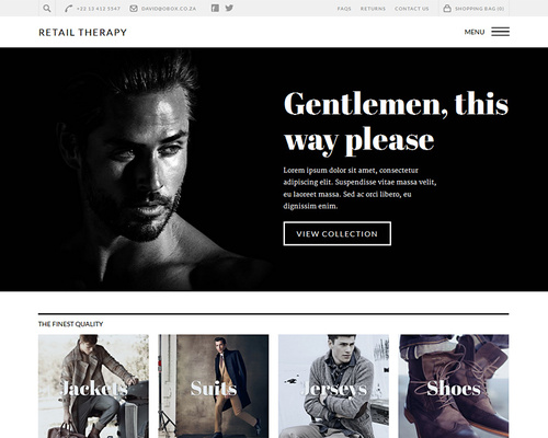 Store WP Theme