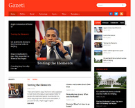 Gazeti-press-wordpress-theme