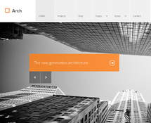 WordPress Architect Theme