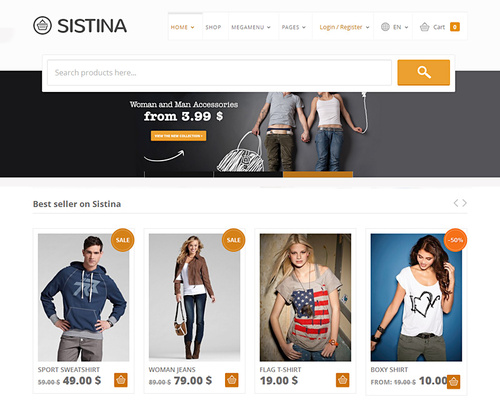 Best WordPress eCommerce Theme