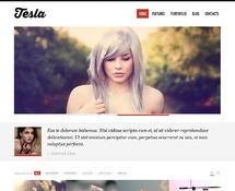 Free Premium WordPress Portfolio Theme