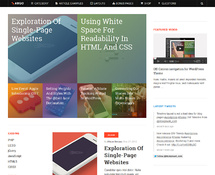 Responsive Tech Magazine WordPress Theme