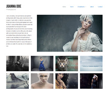 Free WordPress Theme for Photographers