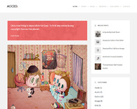 Accio-flat-wordpress-blog-theme