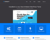 Cleanport-business-portfolio-wordpress-theme