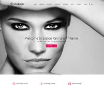 Impressive Retina-ready WordPress Theme