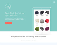 Mo-wordpress-theme-for-app-website