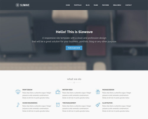 Zerif Lite - Free Parallax WordPress Theme for Agencies ...