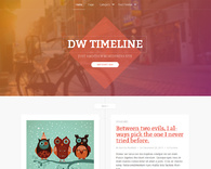 Dw-timeline-wordpress-timeline-theme-for-blog