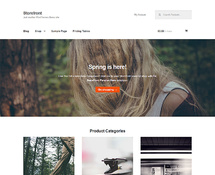 Free Flexible WordPress WooCommerce Theme