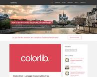 Sparkling-free-flat-responsive-wordpress-theme
